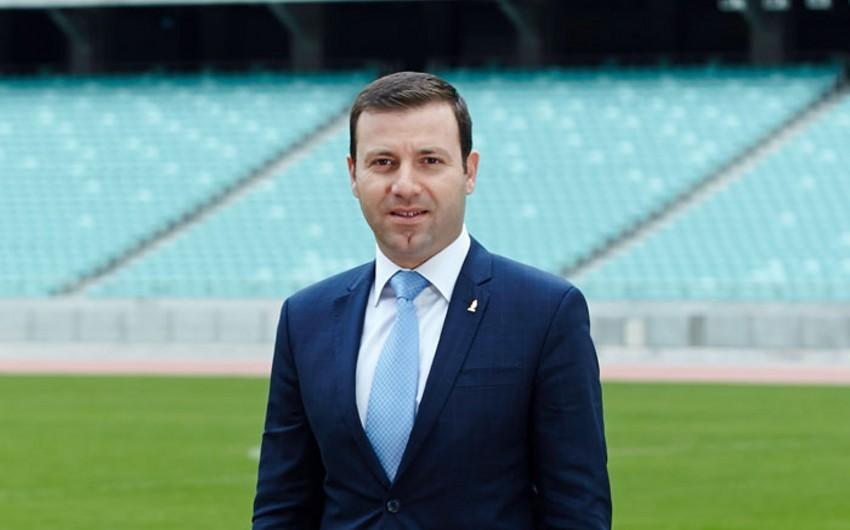 Elxan Məmmədov UEFA Komitəsinin növbəti iclasını keçirdi