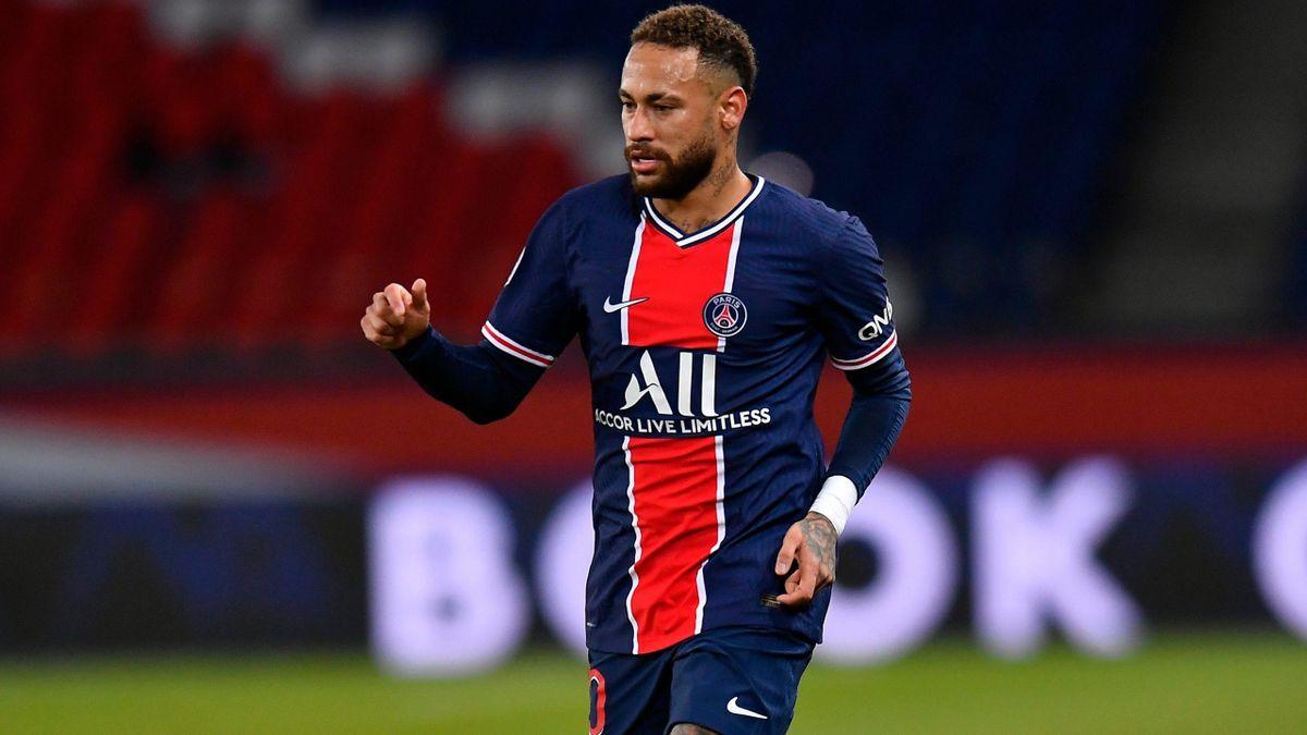 Çempionlar Liqasında həftənin futbolçusu Neymar oldu