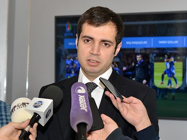 """""""Sumqayıt""""ın prezidenti Riad Rəfiyevdən klublar haqda VACİB AÇIQLAMA"""