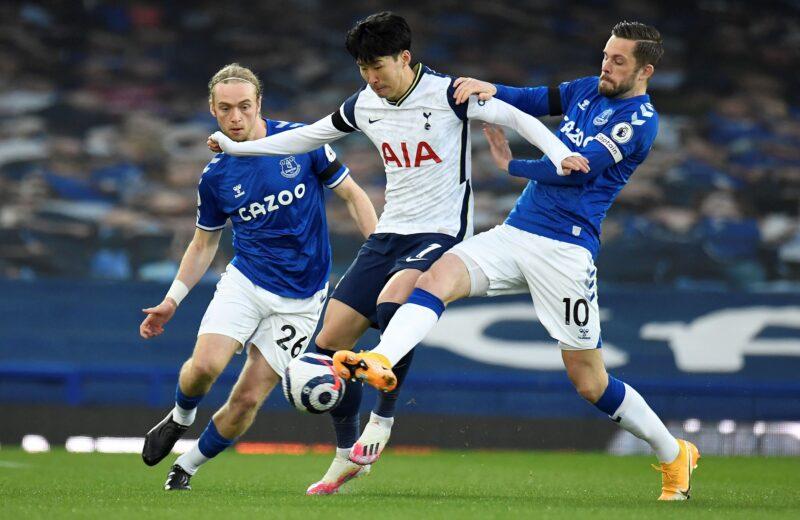 """""""Everton"""" – """"Tottenhem"""" matçında 4 qol – VİDEO"""