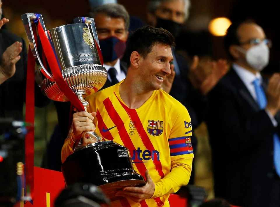 Messi finallarda vurduğu qolların sayını 9-a çatdırdı, rekorda nail oldu