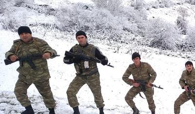 """İlkin Fikrətoğlu hazırladı: """"Ermənilərin """"kaskaları"""" ilə futbol oynayırdıq"""" -"""