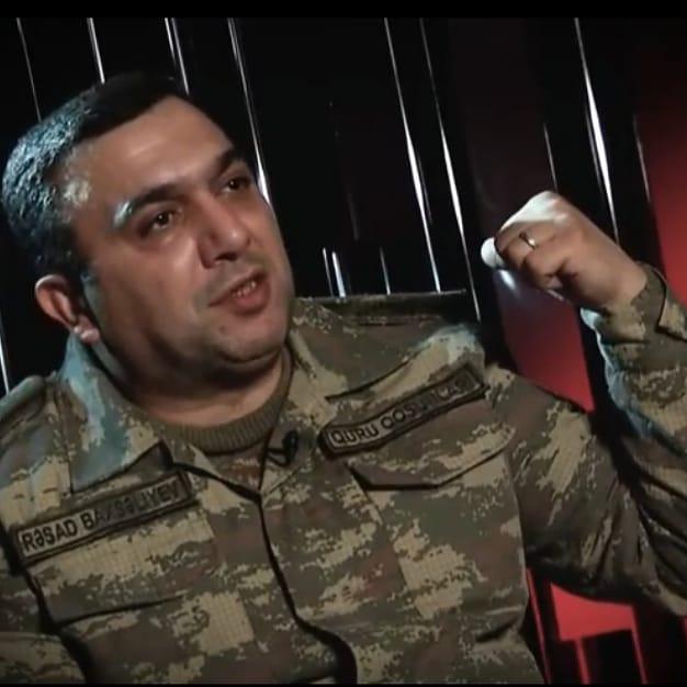 """İlkin Fikrətoğlu hazırladı: """"Ermənilərin """"kaskaları"""" ilə futbol oynayırdıq"""" - VİDEOSÜJET"""