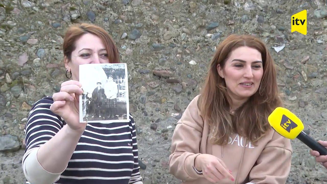 27 il sonra Zəngilana - ata-baba yurduna getdilər: VİDEO