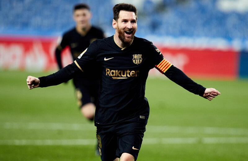 """Messi: """"Bu komandanın kapitanı olmaq başqa bir hissdir"""""""