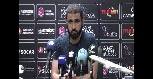 """""""Neftçi"""" kimi komandadan xal qazanmaq istəyirsənsə..."""" - VİDEO"""