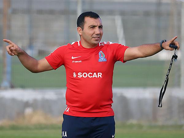 AFFA millinin baş məşqçisini I Divizion klubuna göndərdi