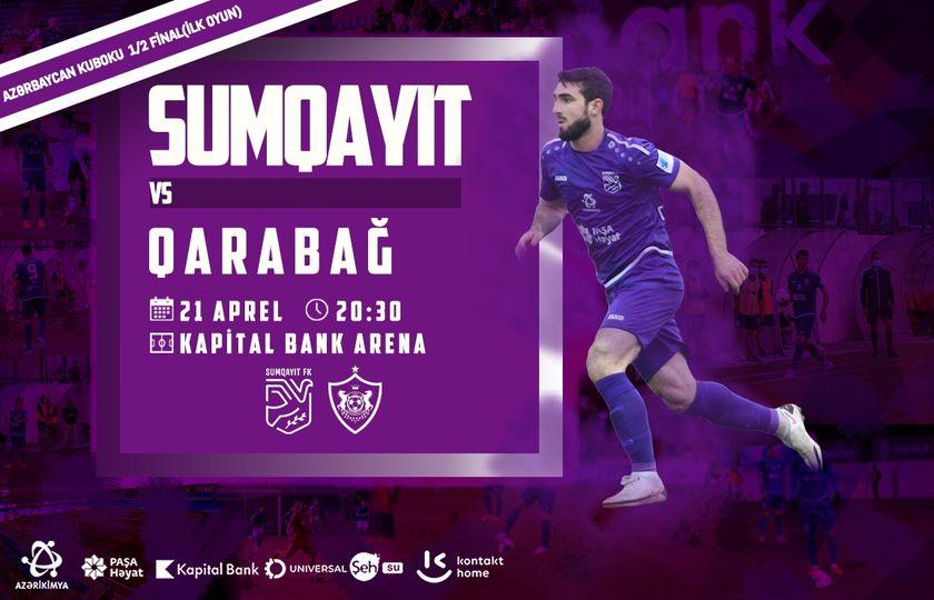 """""""Sumqayıt"""" – """"Qarabağ"""" matçında Əhmədov hakim olacaq"""