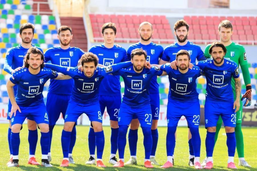 Azərbaycanlı futbolçu Gürcüstanda növbəti oyuna çıxdı