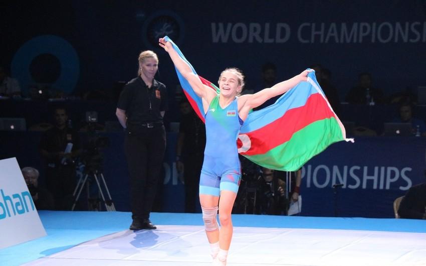 Mariya Stadnik Avropa çempionatının yarımfinalında
