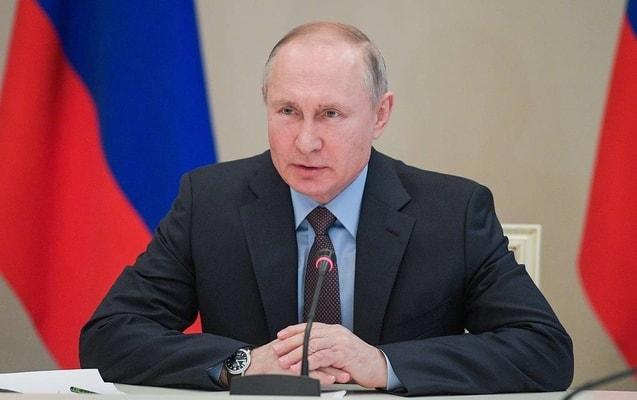 """Putin: """"Rusiya Qarabağda münaqişənin dayandırılmasında vacib rol oynayıb"""""""