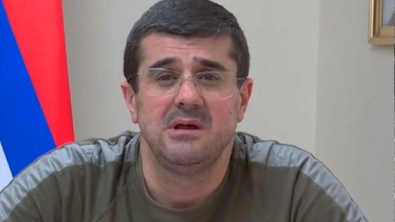 Separatçı Arutyunyan təcili Moskvaya çağırıldı