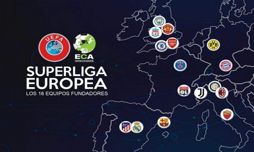 UEFA Superliqanı yaradan 12 klubla bağlı qərar verdi