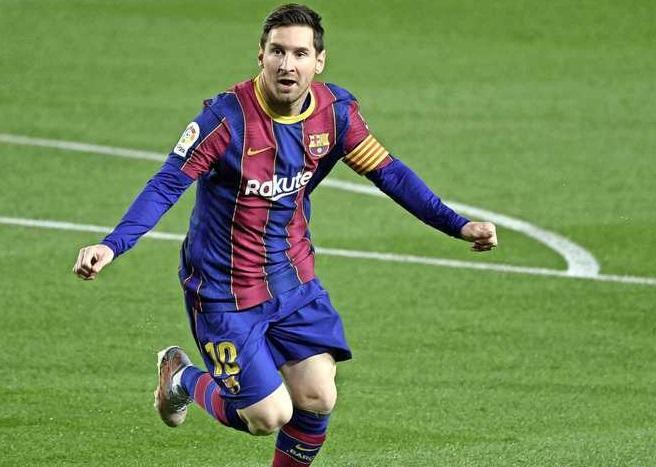 """""""Barselona""""dan 5 qolluq qələbə, Messidən dubl - VİDEO"""
