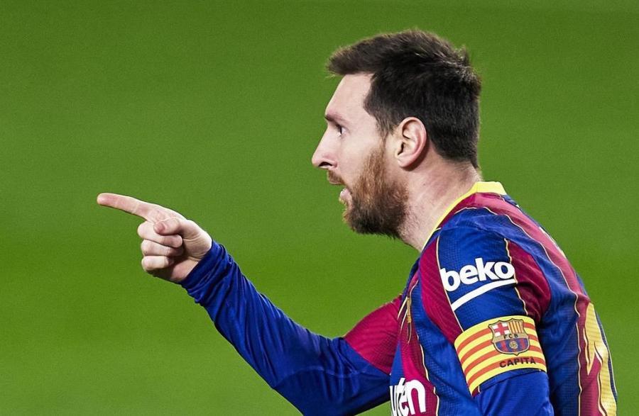 Messi İspaniyada bunu bacaran yeganə oyunçudur