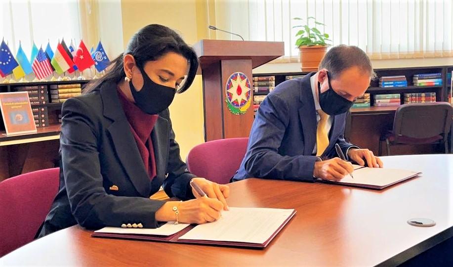 Ombudsman Aparatı ilə UNICEF arasında əməkdaşlığa dair Cari İş Planı imzalandı