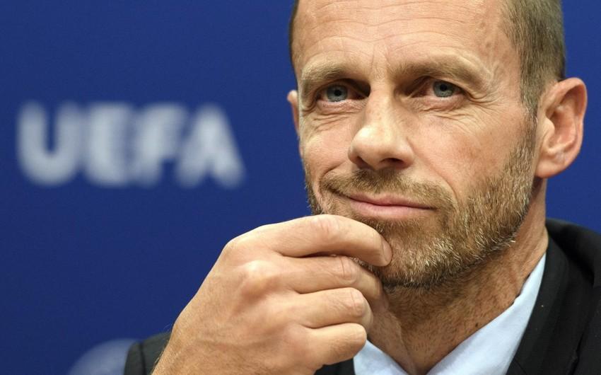UEFA-nın prezidenti öz maaşını artırıb – Qurumun gəlirləri azalsa da