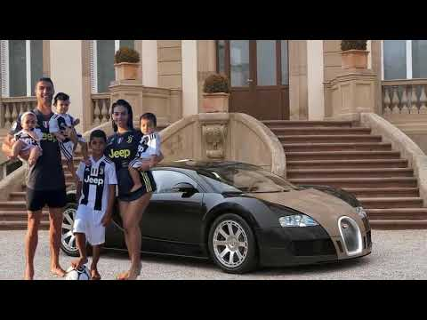 Ronaldo və ailəsinin zəngin həyatı - VİDEOREPORTAJ