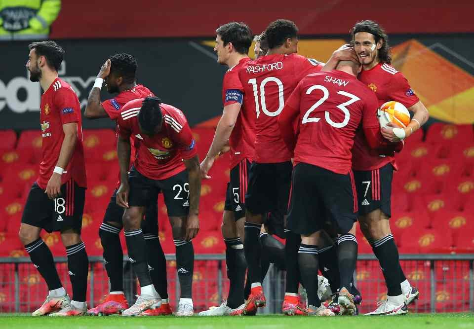 """""""Mançester Yunayted""""in 6 futbolçusu AL-ın rəmzi komandasına düşdü - FOTO"""