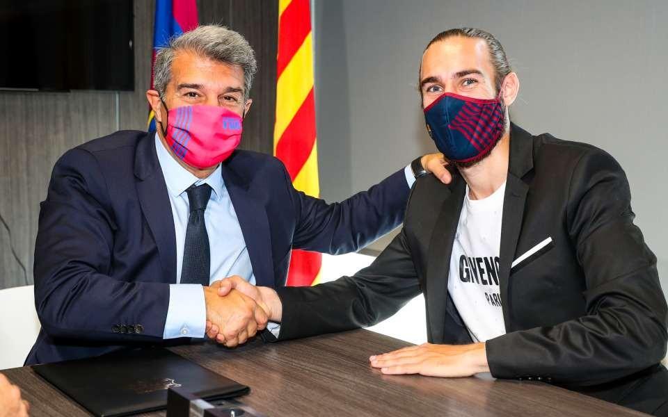 """""""Barselona""""da yeni müqavilə - 2023-cü ilin iyunun 30-dək"""