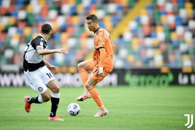 """Ronaldonun qolları """"Yuventus""""u qaıib etdi - VİDEO"""