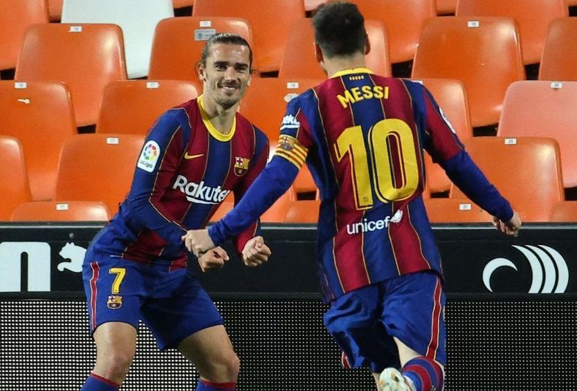 """Messi dubl etdi, """"Barselona"""" 3 xalı 3 qolla qazandı - VİDEO"""