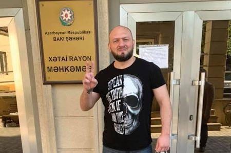 Məhkəmə Avropa çempionuna hökm oxudu - 3 il 6 ay həbs
