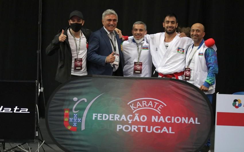 Azərbaycanlı Premyer Liqa turnirində gümüş medal qazandı