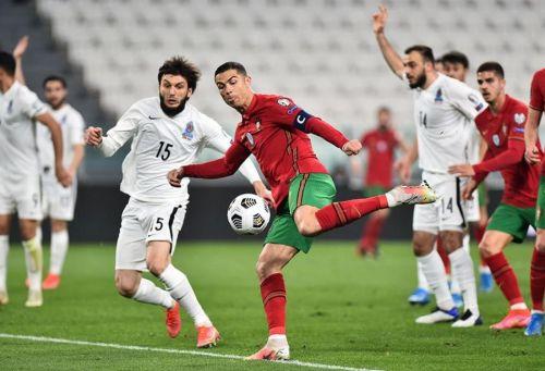 Ronaldo ilə formasını dəyişdirmək istəməyən azərbaycanlı futbolçu