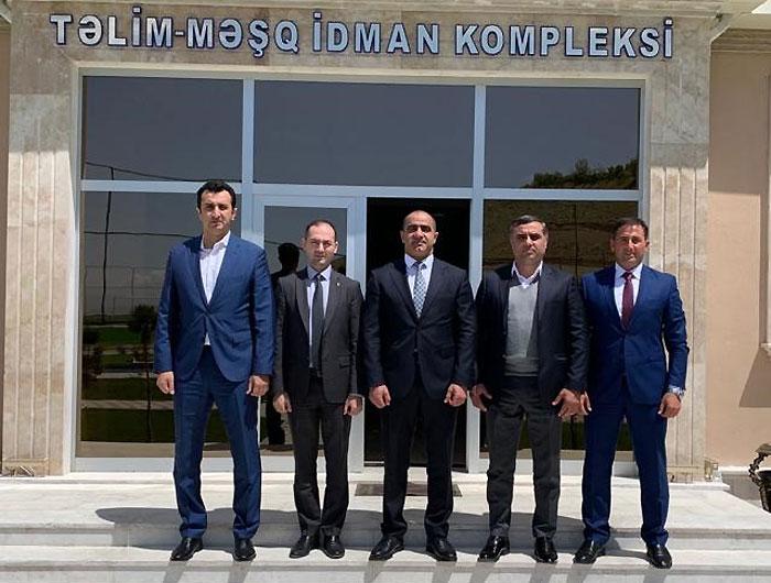 AFFA-nın Naxçıvan futbolu ilə bağlı nə PLANI VAR? - FOTO