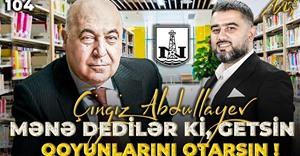 """""""Neftçi""""nin rəhbəri: """"Mənə dedilər ki, getsin, qoyunlarını otarsın"""" - VİDEO"""