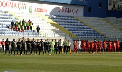 """""""Qarabağ""""dan 1:1 -"""
