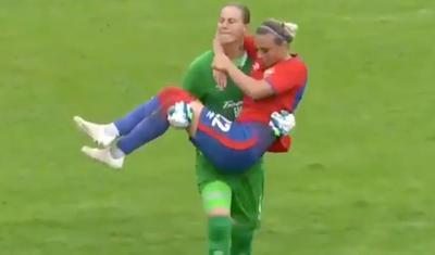 Qadın futbolçudan cinsi həyatla bağlı ŞOK ETİRAF! -
