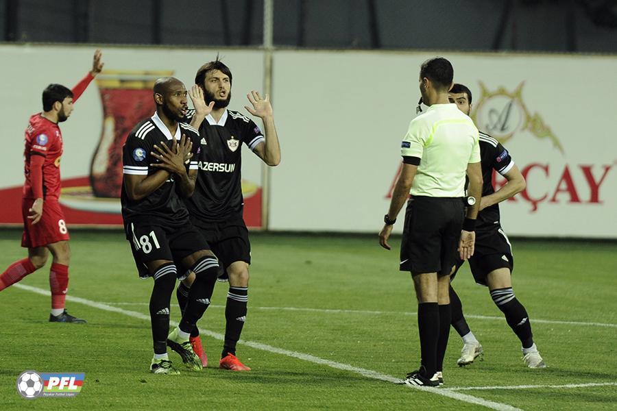 """Qarabağ""dan 1:1 - FOTOREPORTAJ"