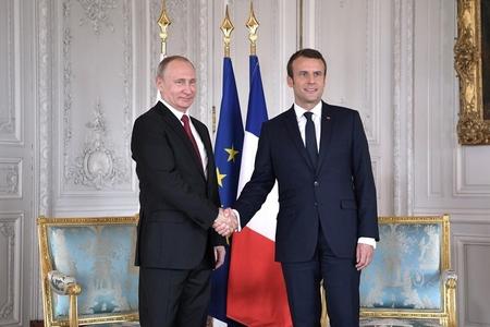 Putin və Makrondan Qarabağla bağlı konkret təşəbbüs