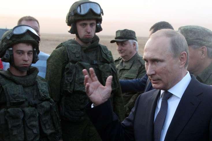Rusiya Hadruta ordu yeritmək istəyir - Moskvanın ŞOK HƏDƏFİ