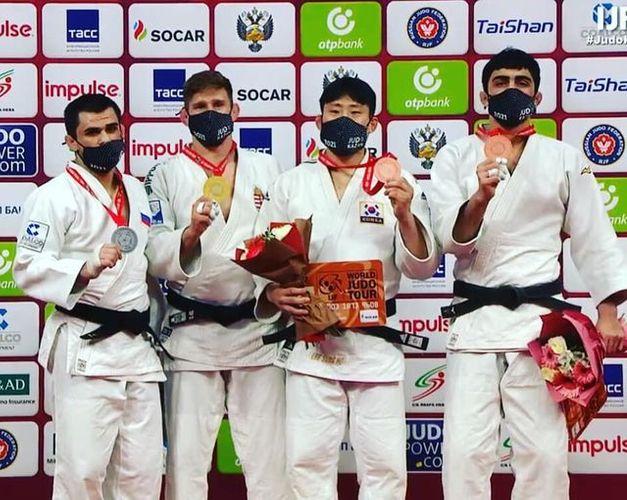 Murad bürünc medal aldı, Tokio-2020-yə lisenziyanı təmin etdi