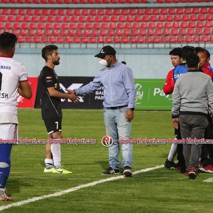 """""""Nepalda hər şey əla idi, amma indi ..."""" - azərbaycanlı futbolçu"""