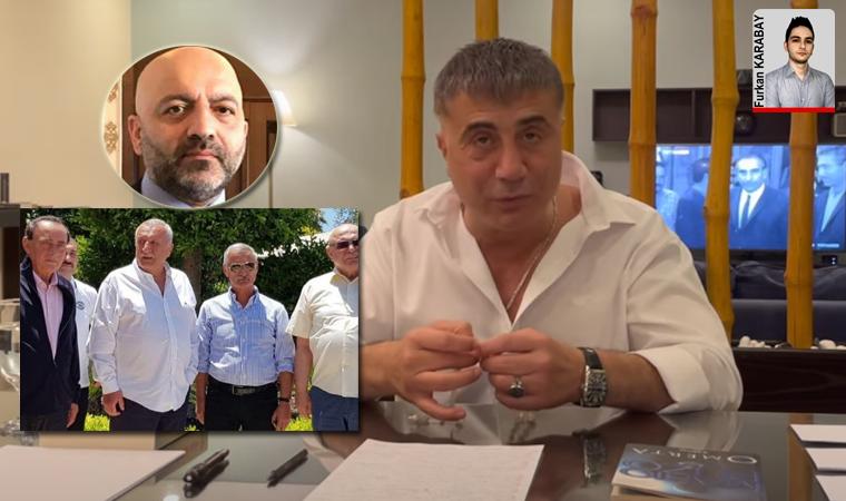 """Sedat Peker Mübariz Mənsimovdan danışdı: Milyardlıq mülkünü əlindən aldız"""""""