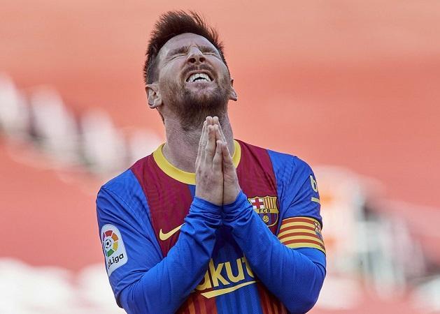 """Messi 15 il sonra """"Barselona""""da bu hadisə ilə üzləşdi - VİDEO"""