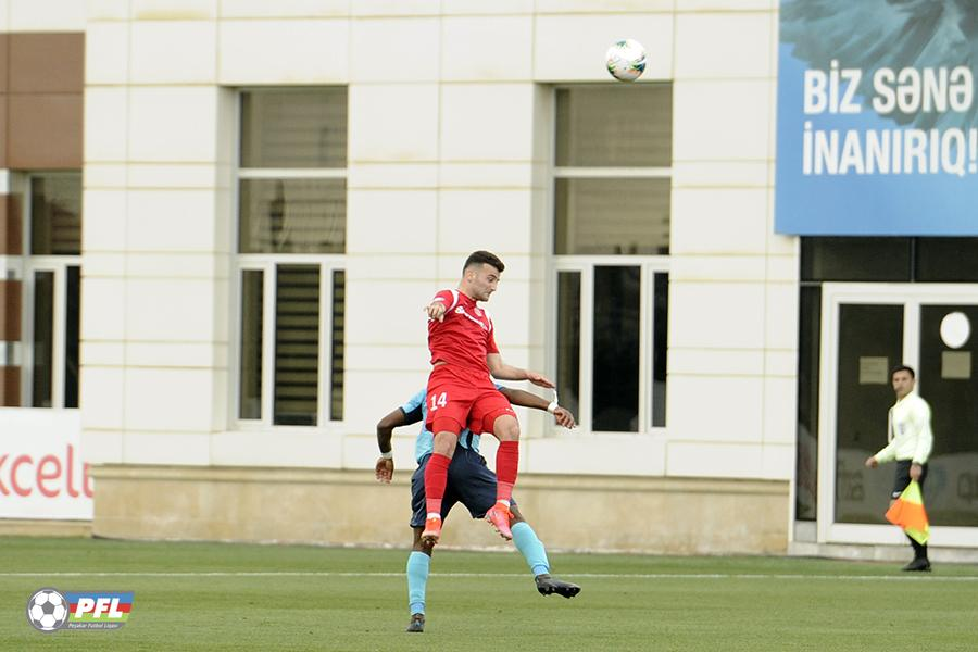 Azərbaycan klubunun futbolçusu ikinci dəfə koronavirusa yoluxdu