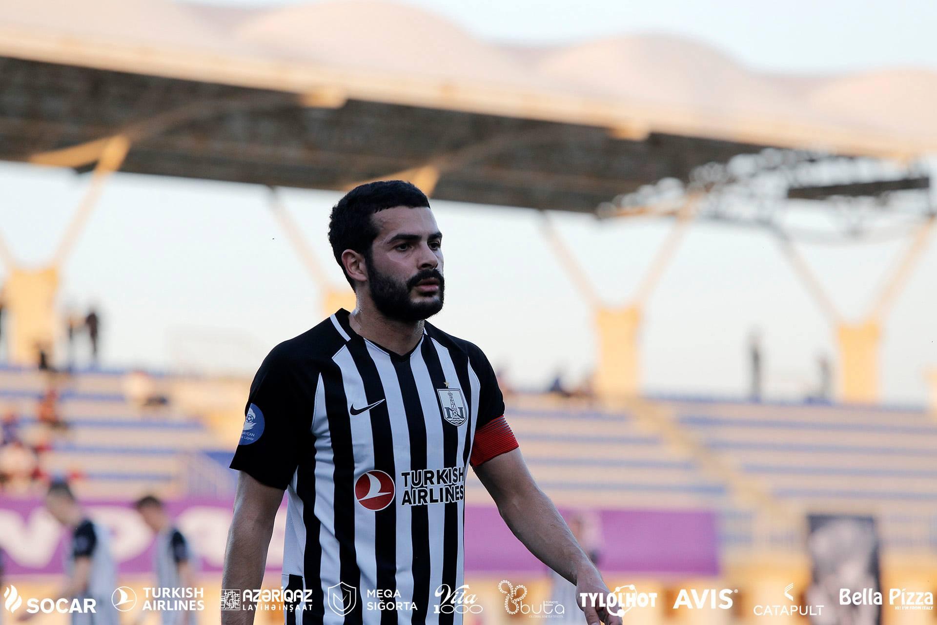 """Emin Mahmudov: """"Əlimizdən gələni edib, """"Qarabağ""""ı udmağa çalışacağıq"""""""