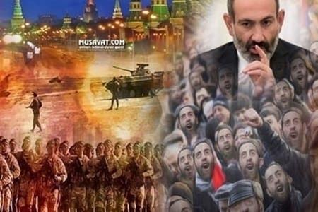 """Ermənistanda yeni böhran: Siyasi hədəfləri """"Zəngəzur xofu"""" müəyyən edir"""