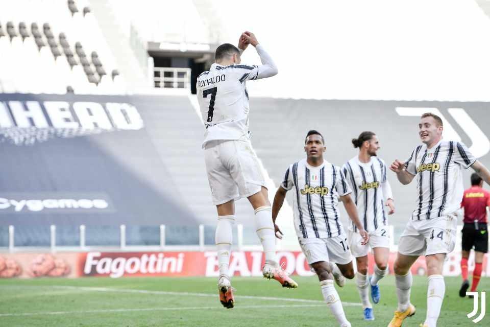 """Ronaldo vurdu, """"Yuventus"""" """"İnter""""i uddu, 4-cü pilləyə yüksəldi - VİDEO"""