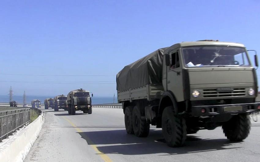 Azərbaycan Ordusuna həyəcan siqnalı verildi - VİDEO