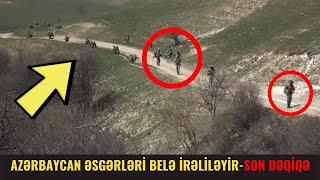 Ordumuz Zəngəzurun bu hissəsində: Heç kim yaxına gəlməsin! - VİDEO