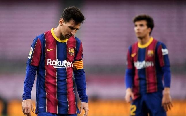 """Barselona"" uduzdu, çempionluq şansını itirdi - VİDEO"