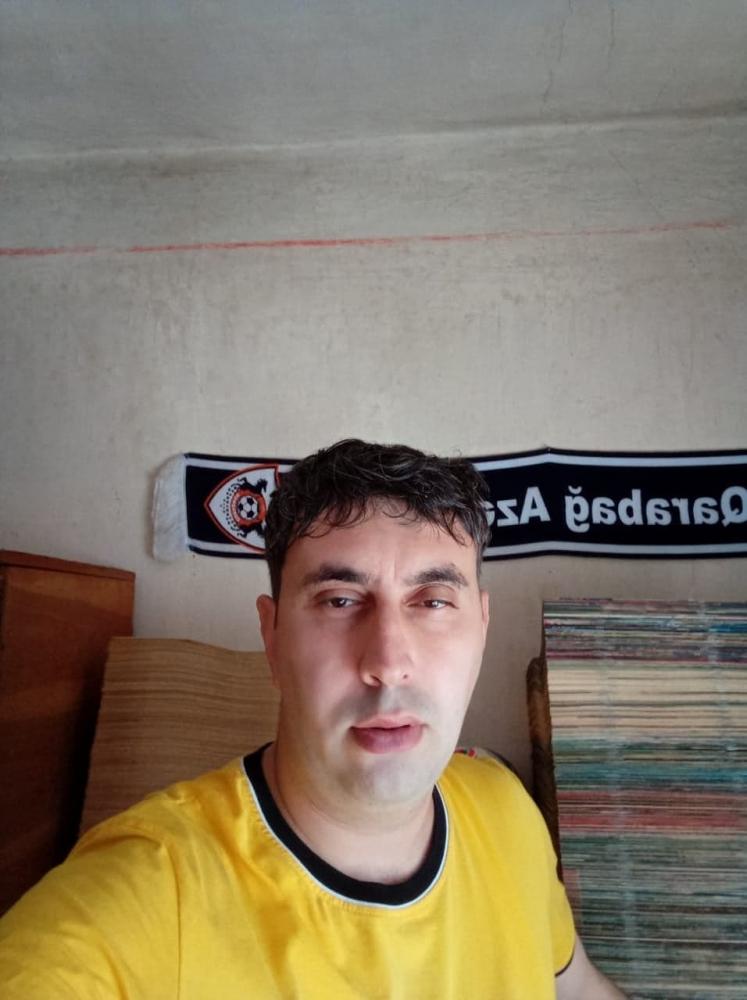 """""""Sən kimsən ki, """"Qarabağ""""ı klub saymıram"""" deyəsən? Özbaşınasan?"""""""