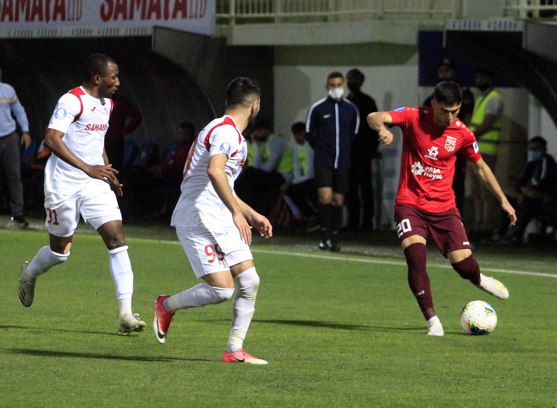 Bu, hadisə Azərbaycan futbolunda ikinci dəfə bpş verdi