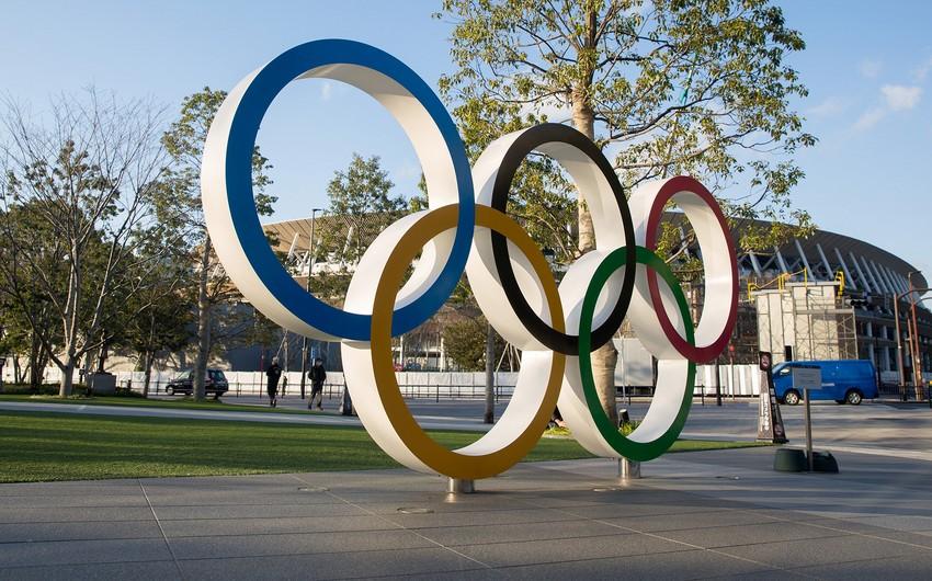 Olimpiadaya ilk olaraq onlar getdi